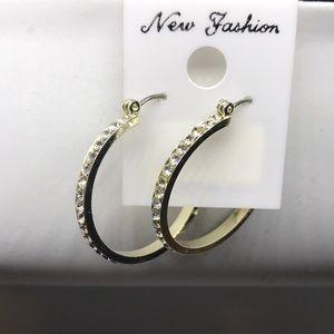 New Fashion hoop earrings